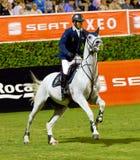 Horseman Royalty Free Stock Photography