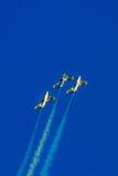 Horsemen F-86 Sabres Stock Images