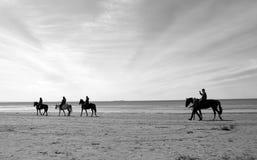 Horsemen Stock Images