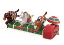 Horserace Royalty-vrije Stock Afbeeldingen