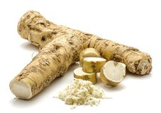 horseradish fotografia royalty free