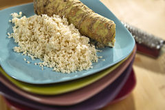 Horseradish Stock Photography