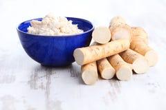 horseradish Fotografia de Stock Royalty Free