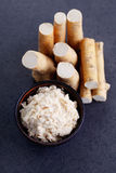 horseradish Imagenes de archivo