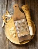 Horseradish Stock Image