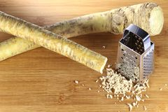 Horseradish Royalty Free Stock Images
