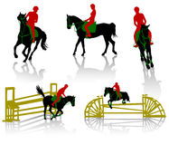 Horses - 1 Stock Photo