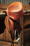 Horses Saddle Royalty Free Stock Photography