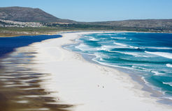 Noordhoek beach wetlands Royalty Free Stock Photos