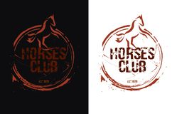 HorsesClub Stock Images