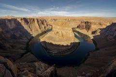Horseshoe загиб, каньоны антилопы стоковое фото