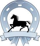 horseshoe знак Стоковая Фотография RF