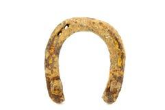 Horseshoe старая и антично Стоковое фото RF