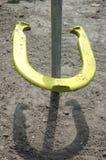 Horseshoe 2. Flying horseshoe royalty free stock image