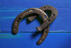 horseshoe Photos stock