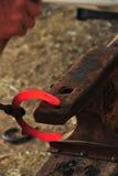 horseshoe Photo stock