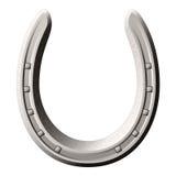 Horseshoe. Vector illustration of a horseshoe Royalty Free Stock Images