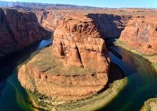 Horseshoe. Arizona. USA Royalty Free Stock Photo