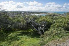 Horseshoe Bay at Port Elliot, South Australia Stock Image