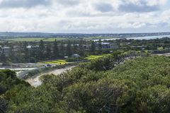 Horseshoe Bay at Port Elliot, South Australia Stock Photography