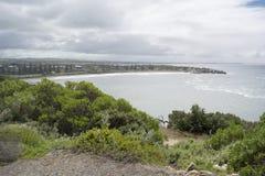 Horseshoe Bay at Port Elliot, South Australia Royalty Free Stock Photo