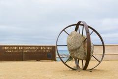 Horseshoe Bay Shipwreck Locations Monument Stock Photography