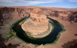 Horseshoe Bend Royalty Free Stock Images