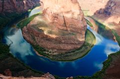 Horseshoe Bend Stock Photo