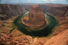 Horseshoe Bend Royalty Free Stock Photo