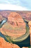 Horseshoe Bend, Arizona Royalty Free Stock Photography