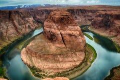 Horseshoe Bend Arizona Royalty Free Stock Photo