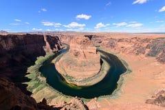 Horseshoe Bend, Arizona Royalty Free Stock Image