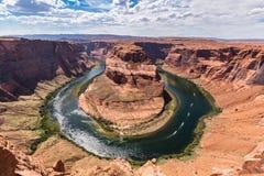 Horseshoe Bend, Arizona, USA Royalty Free Stock Images