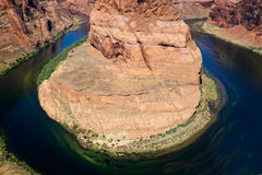 Horseshoe Bend Scenic Stock Photos