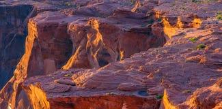Horseshoe Bend in Grand Canyon National Park, Arizona, United States of America.  royalty free stock photography