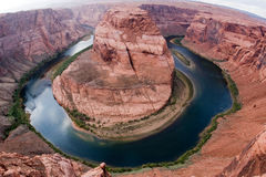 Horseshoe Bend near Page, Arizona Royalty Free Stock Image