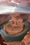 Horseshoe Bend near Page, Arizona Stock Photos