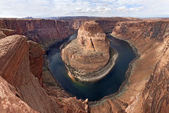 Horseshoe Bend, Page, Arizona Stock Photography