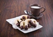 Horseshoe cookies. Royalty Free Stock Photography