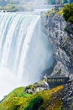 Horseshoe Fall, Niagara Falls, Ontario, Canada Royalty Free Stock Photo