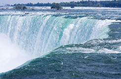 Horseshoe falls Stock Images
