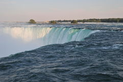 Horseshoe falls Stock Image