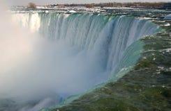Horseshoe Falls. Niagara Falls, Canadian Side royalty free stock photo