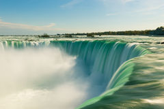 Horseshoe Falls during the day Royalty Free Stock Image