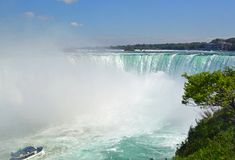 Horseshoe falls Stock Photos