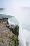 Horseshoe Falls of Niagara Falls Royalty Free Stock Photo