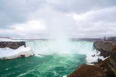 Horseshoe Falls Niagara Falls Stock Images