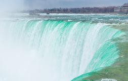 Horseshoe Falls in Niagara Falls Stock Photos