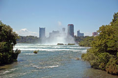 Horseshoe Falls, Ontario Royalty Free Stock Photos
