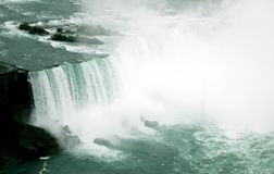 Horseshoe Falls in Ontario Royalty Free Stock Photography